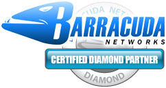 Barracuda Certfied Diamond Partner