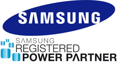 Samsung Registered Power Partner